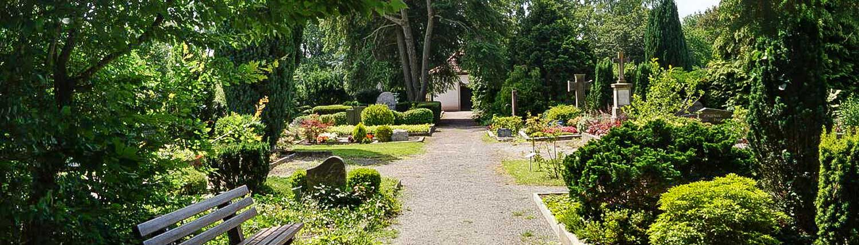 Friedhöfe Schötmar - Impressionen   Funekefriedhof und Werrefriedhof